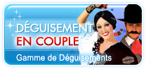 deguisement couple