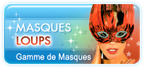 Masques Loups
