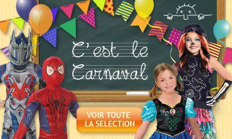 Le deguisement vente de d guisements et de costumes pour carnaval et bal cost - Idee pour le carnaval ...