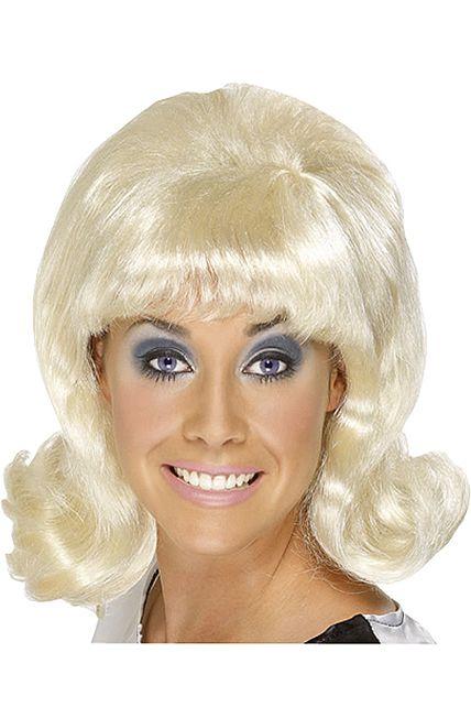 Perruque Année 60 Blonde - Perruques Femmes