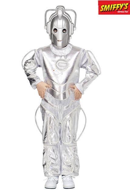 Deguisement Cyberman Deguisement Enfant H Ros Le