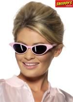 Deguisement Lunette Rock N Roll Rose
