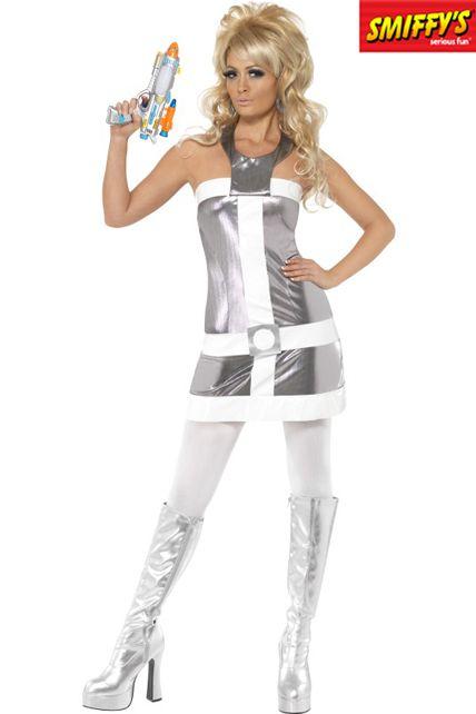 déguisement femme de l espace