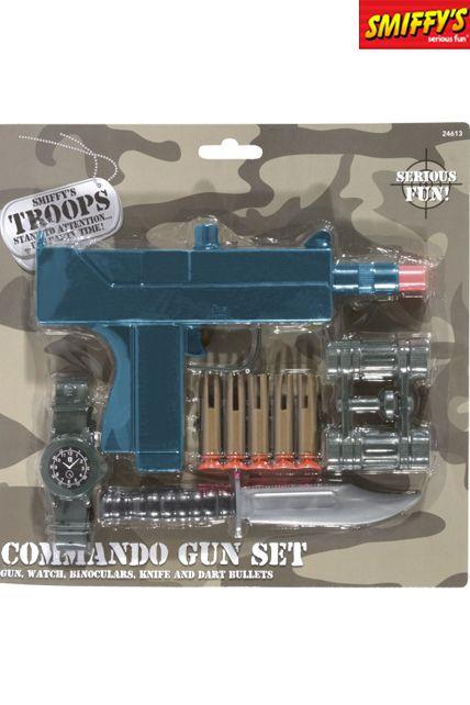 great quality recognized brands first rate Set Accessoire Commando - Accessoires Héros De Guerre Armes ...