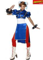 Deguisement Chun Li Street Fighter IV