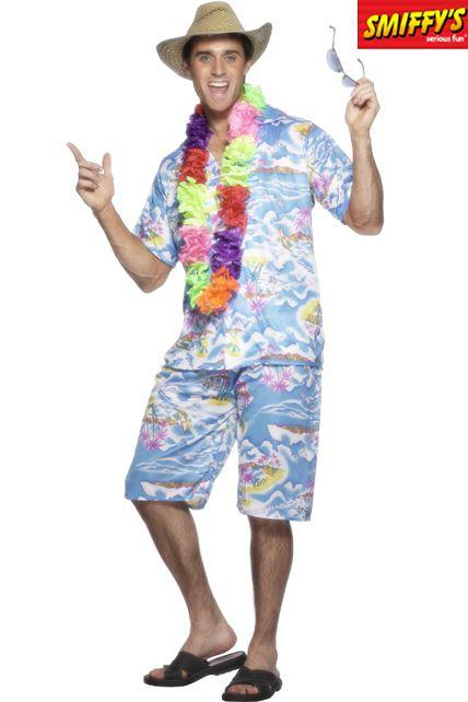 deguisement hawaien deguisement adulte homme le. Black Bedroom Furniture Sets. Home Design Ideas