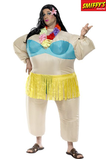 tenue hawai gonflable deguisement adulte homme le. Black Bedroom Furniture Sets. Home Design Ideas