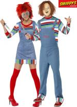 Deguisement Couple Chucky En Couple