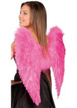 Deguisement Maxi Ailes Ange Fuschia Ailes, Anges, Eventails
