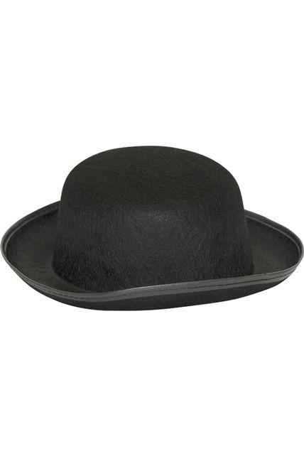 un chapeau melon noir chapeau melon haut de forme le. Black Bedroom Furniture Sets. Home Design Ideas