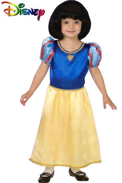 D guisement disney princesse blanche neige 3 6 ans d guisement enfant le - Deguisement disney enfant ...