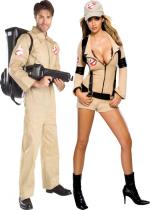Deguisement Couple Ghostbuster
