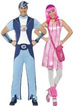 Deguisement Couple Lazy Town