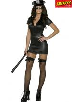 Deguisement Costume Police Woman