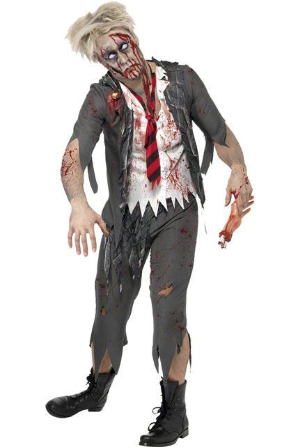 Déguisement Zombie Ecolier