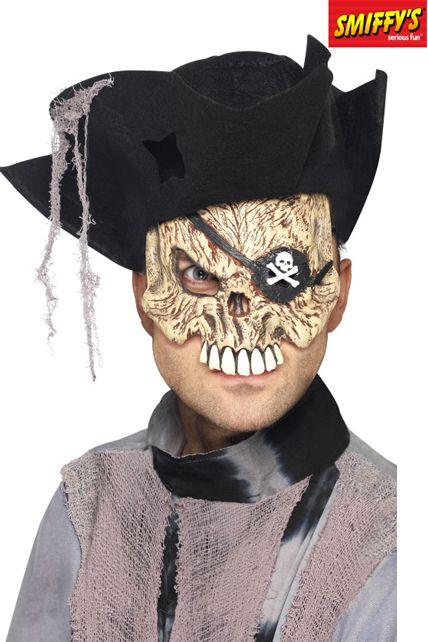 Recherche Decoration Masque Pirate Enfant