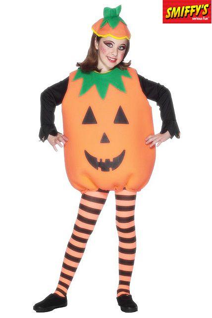 Costume citrouille deguisement enfant halloween enfants le for Comfabriquer deguisement halloween enfant