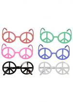 Deguisement Lunette Peace And Love