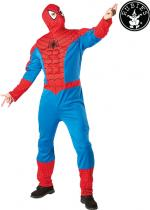 Deguisement Spiderman Muscle Licence