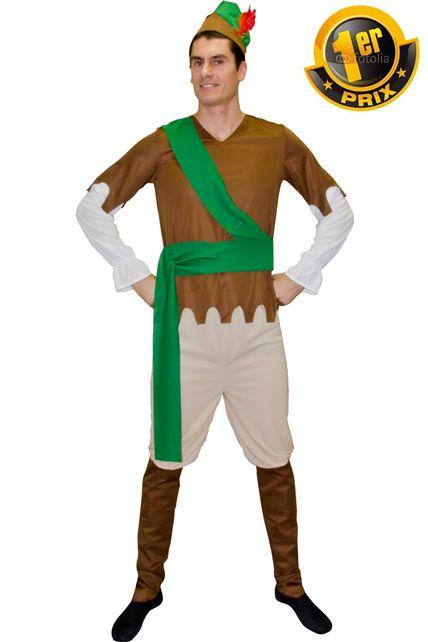 Deguisement rebelle de la foret robin des bois 1er prix le - Deguisement rebelle adulte ...