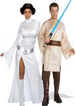 Deguisement Couple Star Wars En Couple