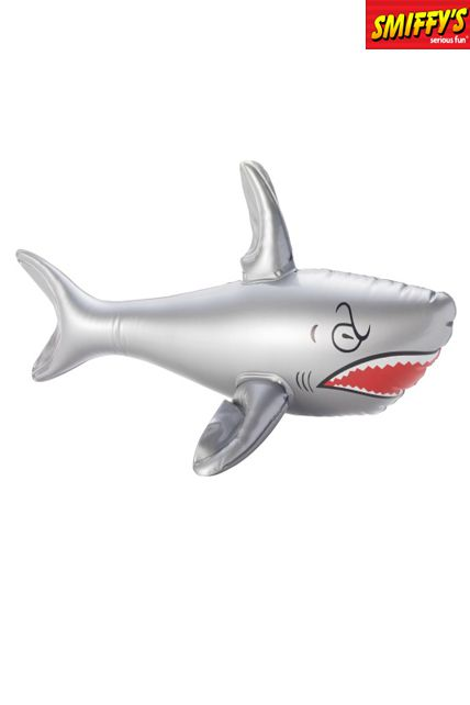 Requin gonflable d corations tropicales marins le for Requin decoration
