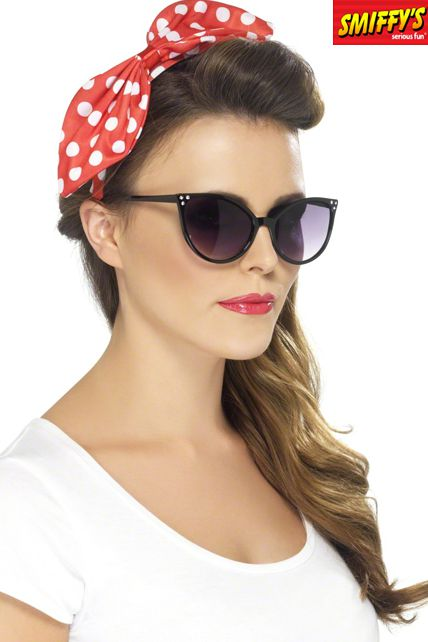 bandeau pin up ann es 50 chapeau rockin ann es 50. Black Bedroom Furniture Sets. Home Design Ideas