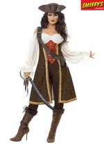 Deguisement Fille Pirate De Haute Mer  Pirate et Boucanier