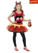 Deguisement Diavlo Moshi Monsters Filles