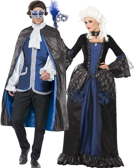 Couple casanova halloween deguisement adulte en couple le - Deguisement couple halloween ...