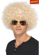 Deguisement Perruque Funky Blonde Afro Afro