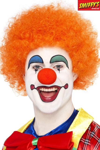 perruque pour se deguiser en clown le. Black Bedroom Furniture Sets. Home Design Ideas