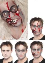 Deguisement Set Maquillage Zombie Maquillage Halloween