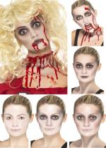 Deguisement Set Maquillage Zombie Sanglant