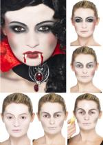 Deguisement Set Maquillage Vampire