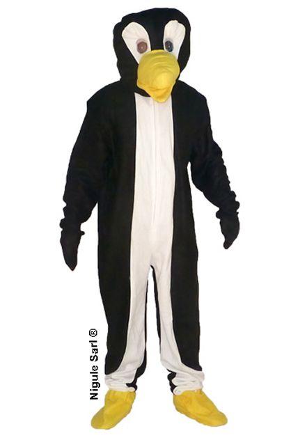 pingouin en mascotte Le Deguisement.com c2b12ea6eeb