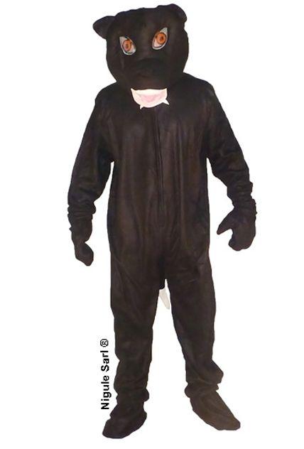Une Mascotte D Animal Puissant Le Deguisement Com