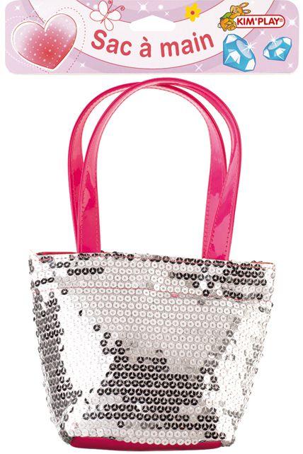 9ec9b8d43726 Sac A Main Princesse Luxe - Kermesse Jouets Fille Le Deguisement.com