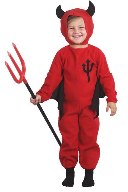 D guisement d mon d guisement enfant halloween enfants le for Comfabriquer deguisement halloween enfant