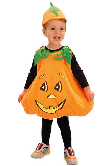 D guisement enfant citrouille d guisement enfant halloween enfants le for Comfabriquer deguisement halloween enfant