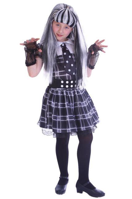 D guisement fille du mal d guisement enfant halloween enfants le for Comfabriquer deguisement halloween enfant
