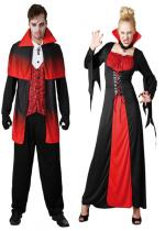 Deguisement Couple Vampire Halloween En Couple