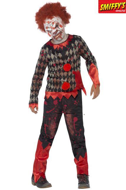 d guisement enfant luxe clown zombie d guisement. Black Bedroom Furniture Sets. Home Design Ideas