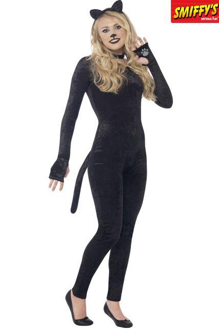 Deguisement Chat Halloween déguisement enfant de chat - déguisement halloween enfants le