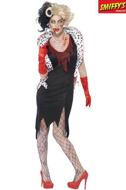 D guisement femme diabolique zombie d guisement sp cial halloween le - Deguisement zombie femme ...