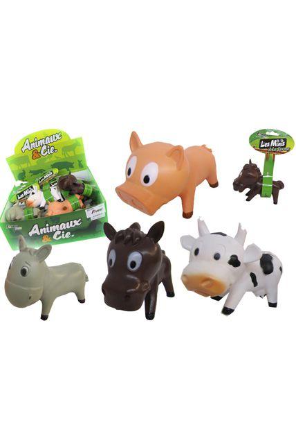 Animal de la ferme mignon kermesse petits jouets gadgets - Animal mignon ...