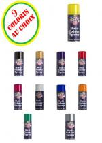 Deguisement Spray Color Cheveux
