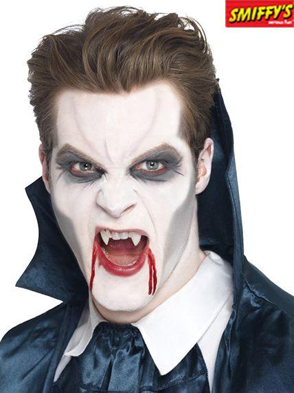 Déguisement Vampire , Déguisement Maquillage Halloween , Costume Halloween