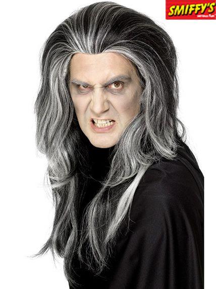 Perruque Vampire Gothique Homme
