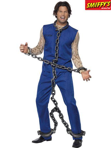 Smiffys D/éguisement Chaine Avec Boulet